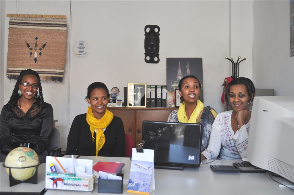 Travelhouse International Asmara 30.01.2012