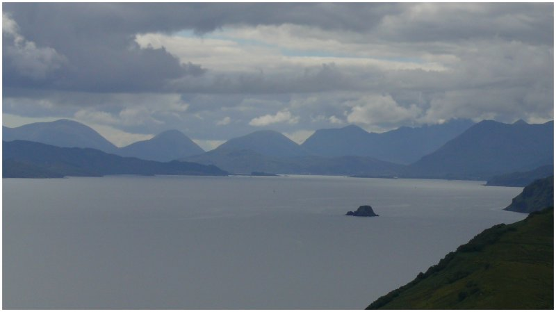 Sound of Raasay. (07.08.2008)