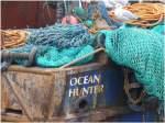 Schiffe/426/was-wird-dieser-alte-kahn-wohl Was wird dieser alte Kahn wohl noch jagen? Hafen Mallaig/Scotland (08/2008)